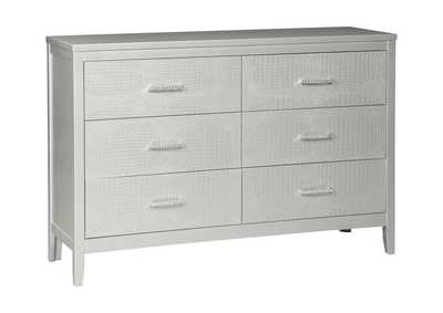 Olivet Silver Dresser,Signature Design By Ashley