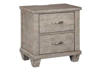 Image for Naydell Gray Nightstand
