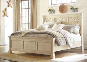 Image for Bolanburg White King Panel Bed