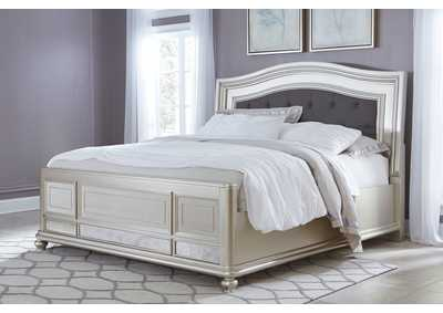 Image for Coralayne Upholstered Queen Bed