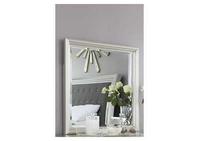 Image for Coralayne Silver Vanity Mirror