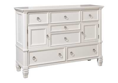 Image for Prentice White Dresser