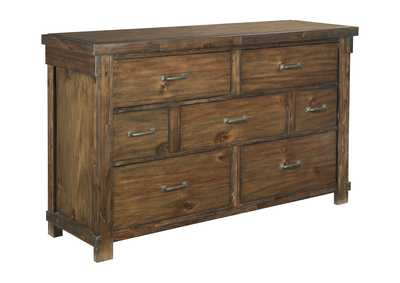 Image for Lakeleigh Brown Dresser