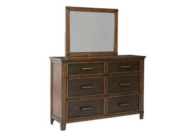 Image for Wyattfield Dresser and Mirror
