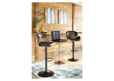 Adjustable Height Barstools Multi Tall Upholstered Swivel Barstool (Set of 2),Direct To Consumer Express