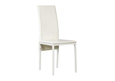 Image for Sariden White Dining Room Side Chair (Set of 2)