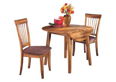 Image for Berringer Round Drop Leaf Table