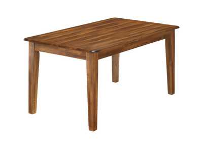 Image for Berringer Rustic Brown Dining Table