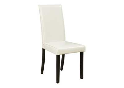 Image for Kimonte Ivory Upholstered Chair (Set of 2)