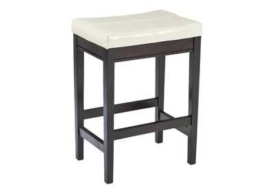 Image for Kimonte Counter Height Bar Stool (Set of 2)