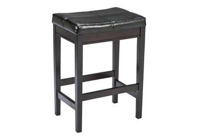 Kimonte Counter Height Bar Stool (Set of 2)