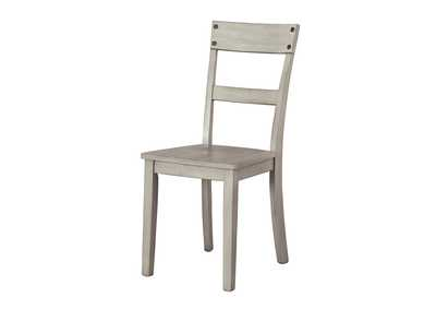 Image for Loratti Gray Dining Chair (Set of 2)