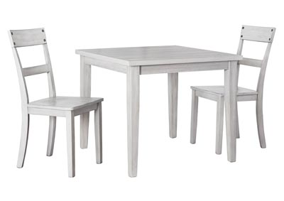 Image for Loratti Gray Dining Table w/2 Side Chair
