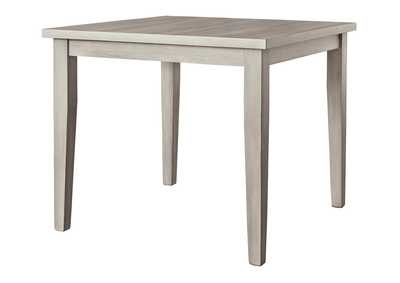 Loratti Gray Dining Table