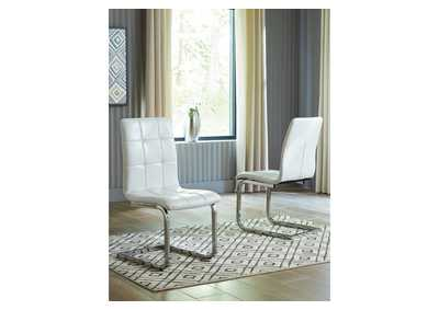 Madanere Dining Room Chair (Set of 4),Signature Design By Ashley