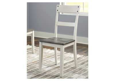Nelling Dining Room Chair (Set of 2),Signature Design By Ashley