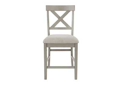 Image for Parellen Counter Height Bar Stool (Set of 2)
