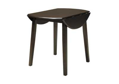 Hammis Round Drop Leaf Table,Direct To Consumer Express