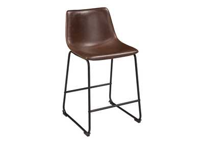 Centiar Counter Height Bar Stool (Set of 2)