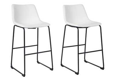 Image for Centiar Pub Height Bar Stool (Set of 2)