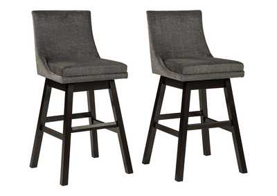 Image for Tallenger Bar Height Bar Stool (Set of 2)