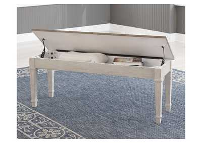 Skempton Storage Bench,Signature Design By Ashley