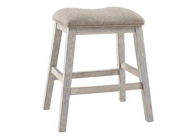 Skempton Counter Height Bar Stool (Set of 2),Signature Design By Ashley