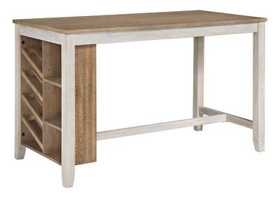 Skempton Counter Table