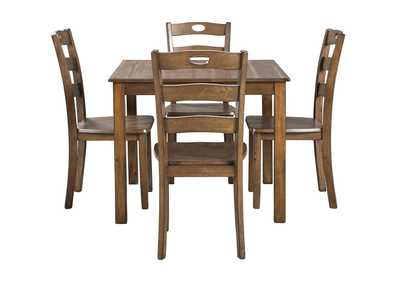 Image for Hazelteen Dining Room Table and Chairs (Set of 5)