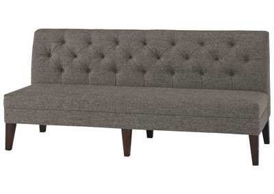 Image for Extra Large Upholstered Dining Room Bench