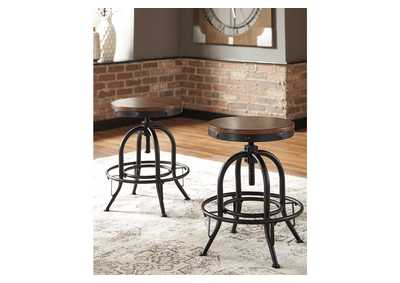 Valebeck Counter Height Bar Stool (Set of 2)