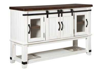 Valebeck Dining Room Server,Signature Design By Ashley