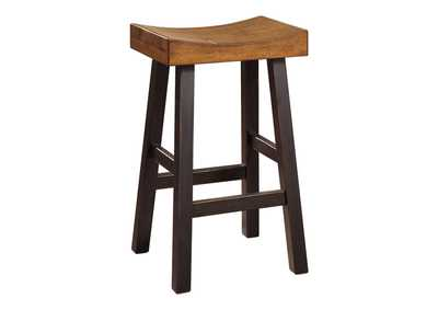 Image for Glosco Bar Height Bar Stool (Set of 2)