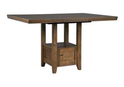 Image for Flaybern Counter Height Dining Room Table