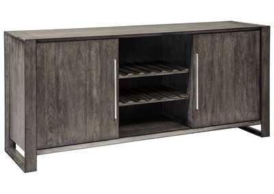 Image for Chadoni Gray Dining Room Server