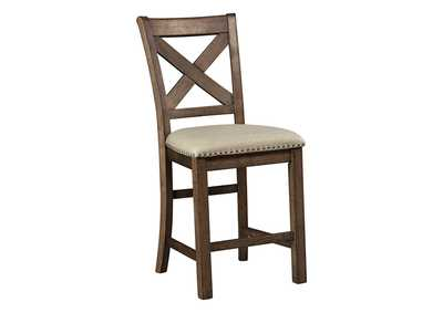 Image for Moriville Counter Height Bar Stool (Set of 2)