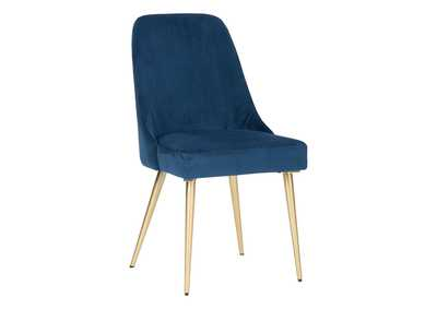Image for Trishcott Blue Dining Chair (Set of 2)
