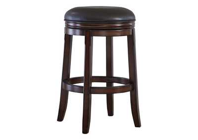 Image for Porter Bar Height Bar Stool (Set of 2)