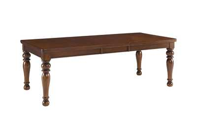 Porter Dining Room Extension Table