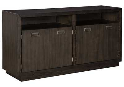 Image for Hyndell Dark Brown Dining Server
