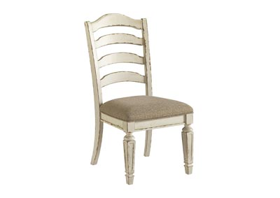 Realyn Dining Room Chair (Set of 2),Signature Design By Ashley