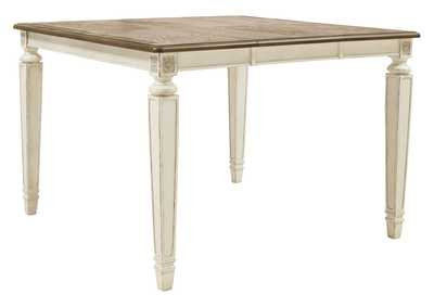 Image for Realyn Counter Height Dining Room Table
