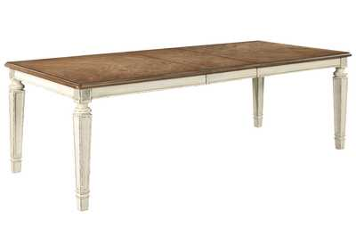 Realyn Dining Extension Table