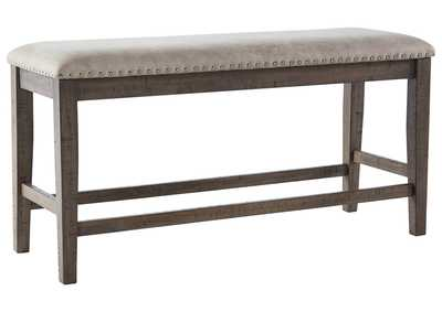 Image for Johurst Counter Height Dining Room Bench