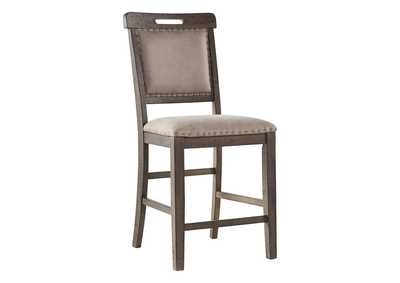 Image for Johurst Counter Height Bar Stool (Set of 2)