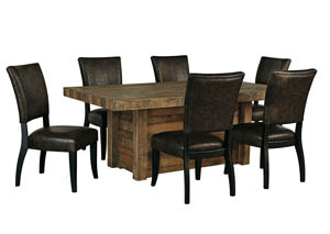 Image for Sommerford Dining Table and 6 Chairs