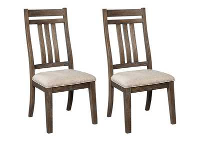 Image for Wyndahl Dining Room Chair (Set of 2)