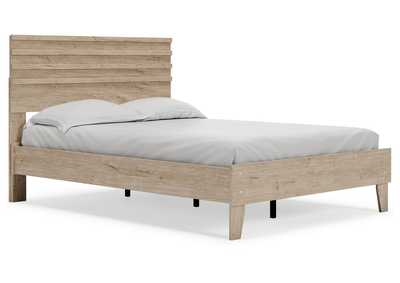 Image for Oliah Full Panel Platform Bed