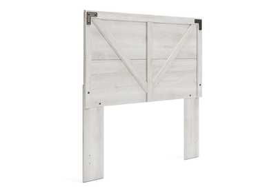 Image for Shawburn Full Panel Headboard