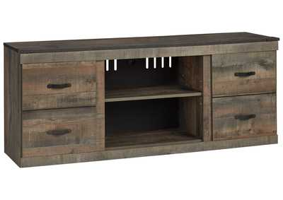 "Image for Trinell Brown 63"" TV Stand"